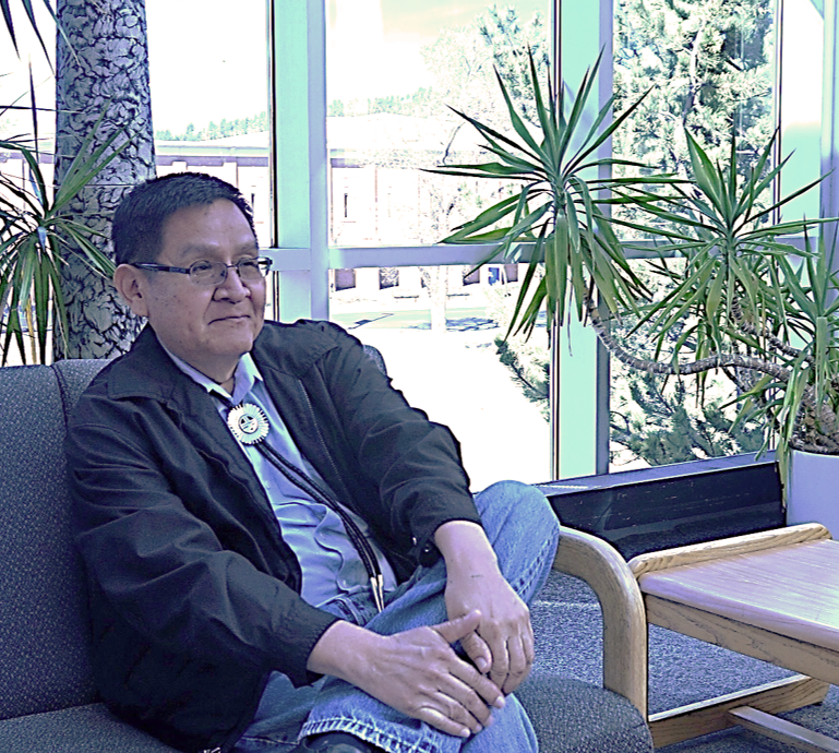 An image of Lee Gaseoma, Director of AIVRTTAC.