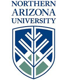 The Northern Arizona University logo shield